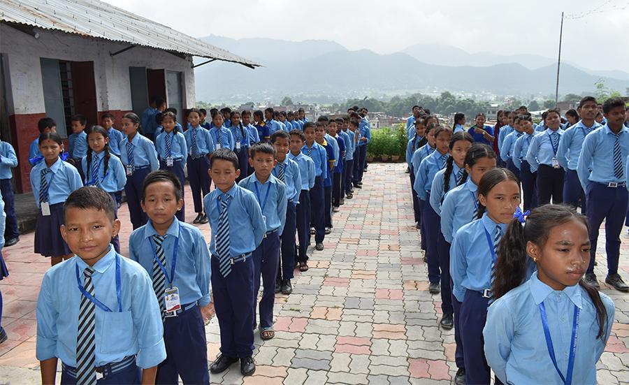 राष्ट्रिय बाल दिवस : विद्यालयमा टिकाउने चुनौती कायमै