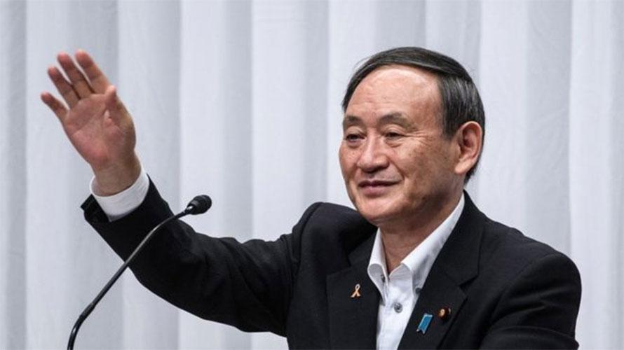 जापानका प्रधानमन्त्री योसिहिडे सुगा बन्ने निश्चित