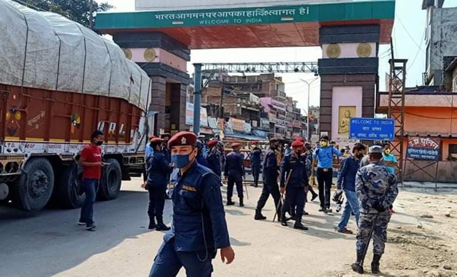 प्रदेश ५ मा चाडपर्वका बेला भारत आवतजावतमा रोक लगाइने