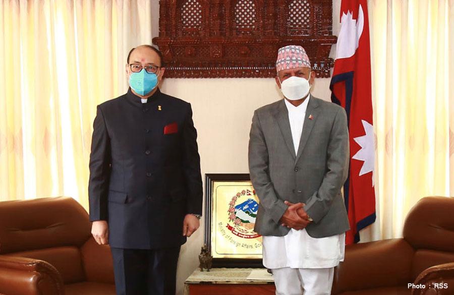 परराष्ट्रमन्त्रीस्तरीय वार्ताको लागि नेपाललाई भारतको निम्तो