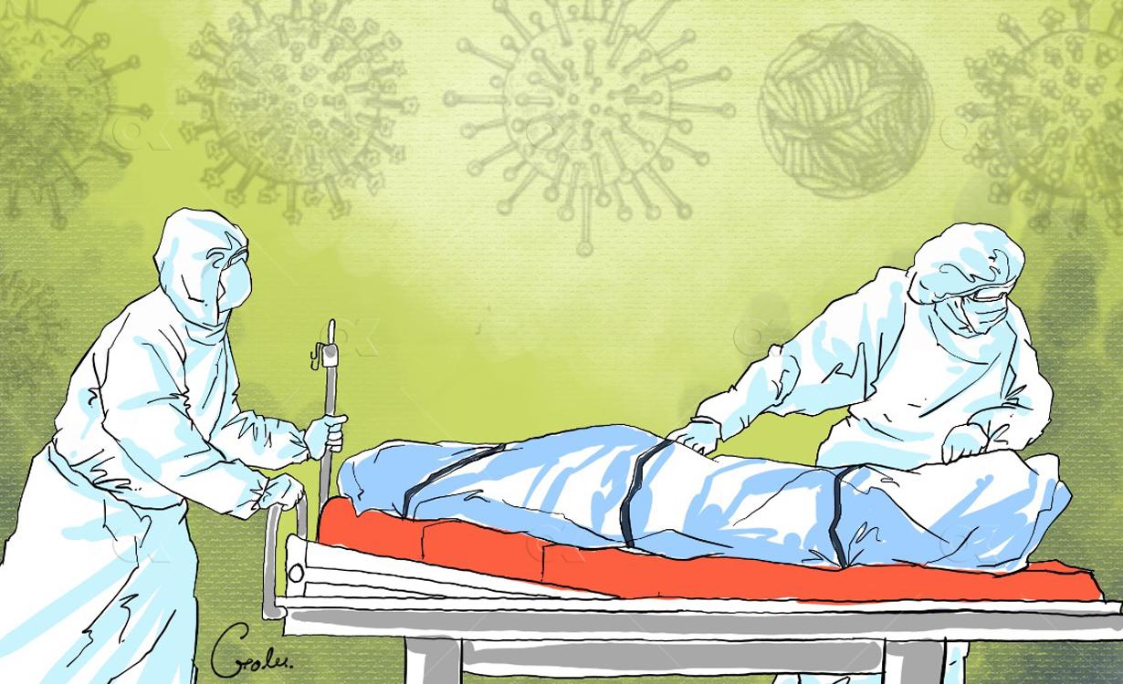 पोखरामा कोरोना संक्रमित महिलाको मृत्यु