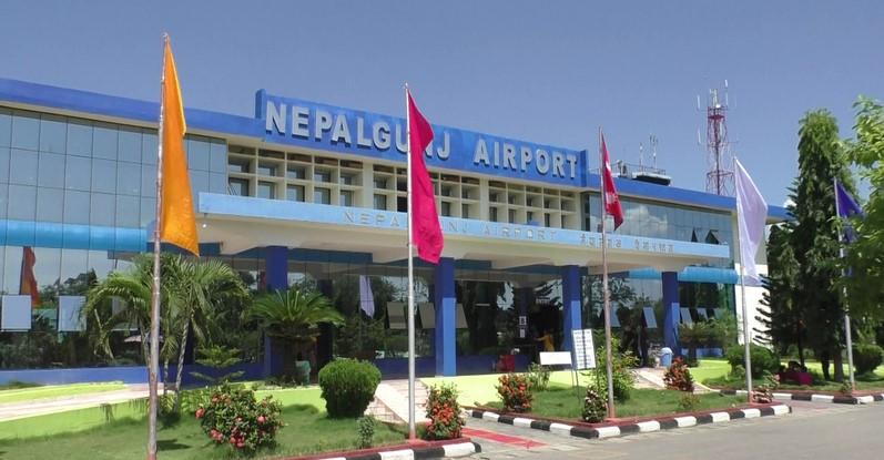 नेपालगञ्ज विमानस्थलको पार्किङ क्षेत्र विस्तार,एकै साथ ६ वटा विमानलाई पार्किङ गर्न सक्ने