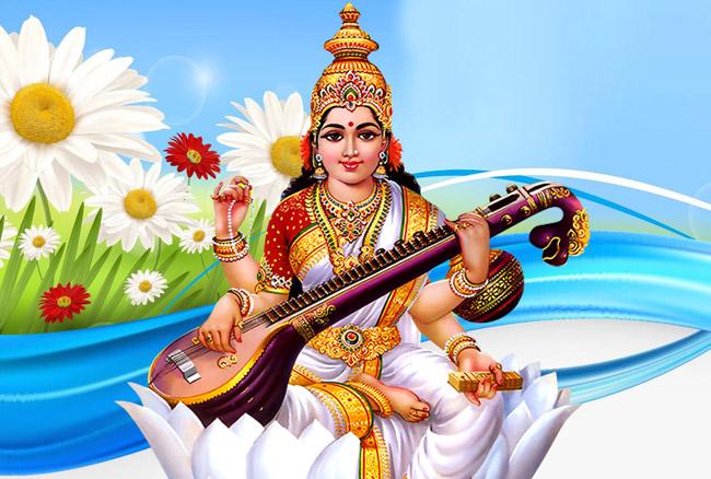 माघ शुक्ल पञ्चमीका दिन मनाइने 'श्रीपञ्चमी' पर्व आज विद्याकी अधिष्ठात्री देवी सरस्वतीको निष्ठापूर्वक पूजा–आराधना गरी मनाइँदै