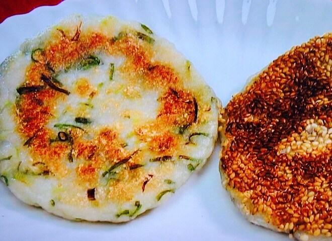 栗原はるみのれんこん餅/きょうの料理