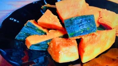 野永流!かぼちゃの煮物/NHKあさイチ