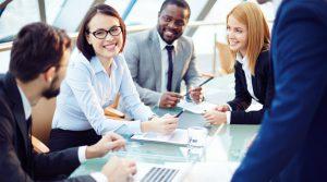 コーチングによりコミュニケーションが円滑に進められるようになったイメージ