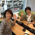 フリーアナウンサーyuiの藤井千代美、藤井奈央美が放送中のFMラジオ番組のゲスト。話し方講座、コミニュケーション講座も