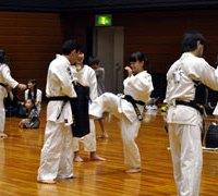 日本拳法の体験
