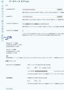 高機能・簡単なデータベースバックアッププラグインWP-DBManager