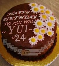 Happy Birthday YUI !!!! (3/3)