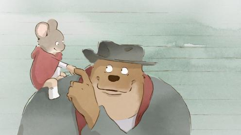 くまのアーネストおじさんとセレスティーヌ