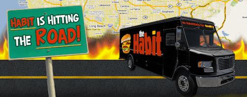 Habit Burger Truck