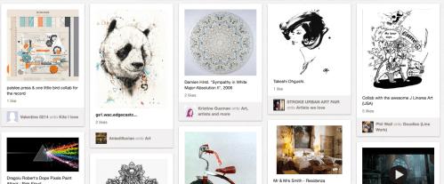 Pinterest Example
