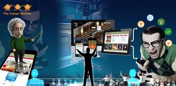 Morf Media Serious Game Platform Design