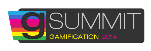 Logo for the GSummit 2014 Gamification conference in San Francisco 2014