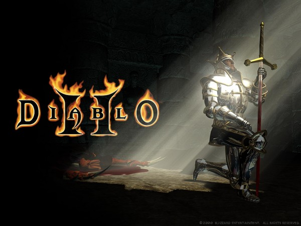 Diablo II Game Design