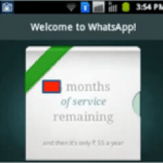 WhatsApp Scarcity and Impatience