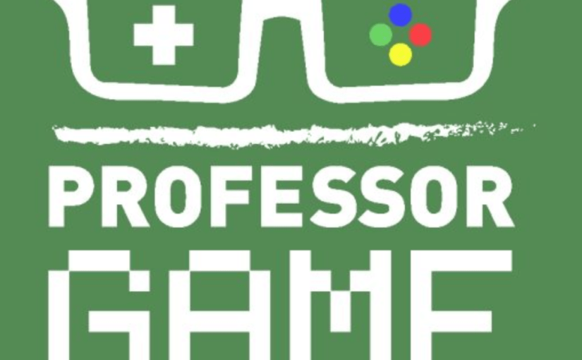 Interactive Learning Content at Professor Game
