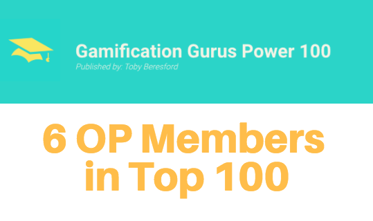 6 Octalysis Prime Members in Guru Top 100