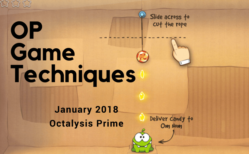 Octalysis Prime Community Game Techniques: January 2018