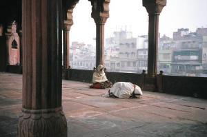 インド礼拝
