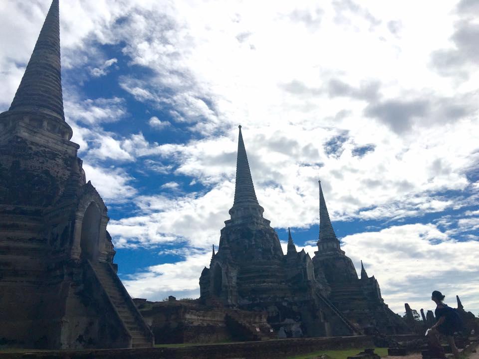 タイ人の怒り。エラワン廟での殺人から福島の仏像破壊を思う