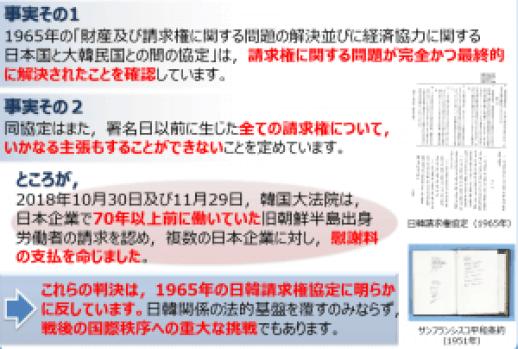 徴用工訴訟】韓国「見守ってほしい」vs 日本「対抗措置を」 | ゆかしき世界