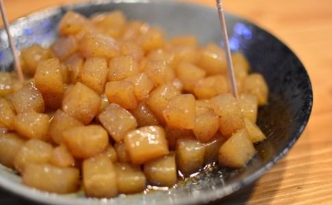 我が家の人気メニューこんにゃくの甘辛煮♬とても簡単に作れて美味しいおつまみレシピ♪