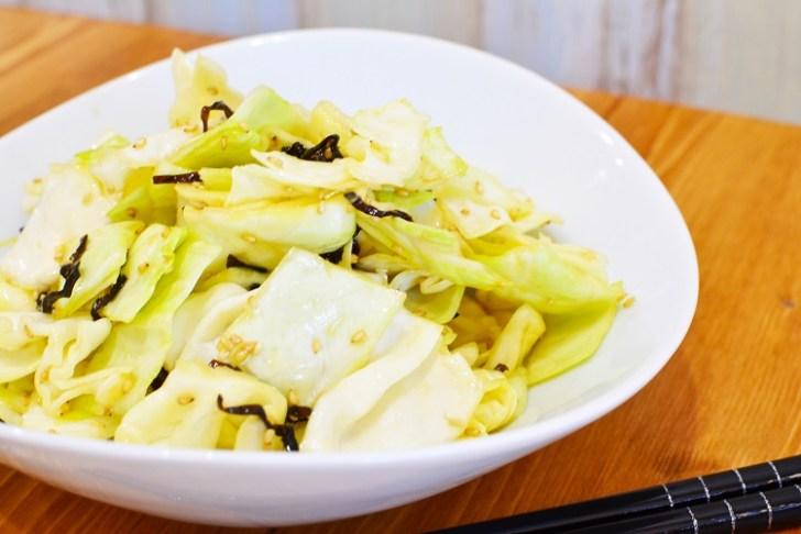 やみつきになる美味しさ♬キャベツの塩昆布ナムル★とても簡単に作れるお手軽レシピ♪