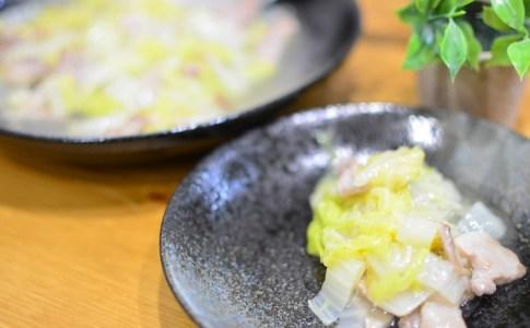 簡単にできる♬あったか豚肉と白菜の塩あんかけのレシピ★