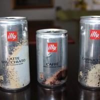 美味しい缶コーヒーとトリエステ☆