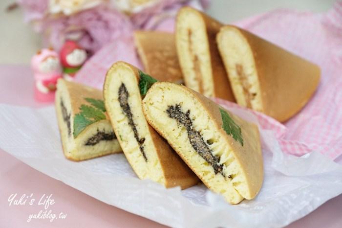 【麦仔煎食谱】花生芝麻口味×在家就能做出古早味小吃、夜市美食