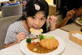 台北东区美食【拉拉熊咖啡厅】森林主题风超可爱!主题餐也好吃、网络订位很方便