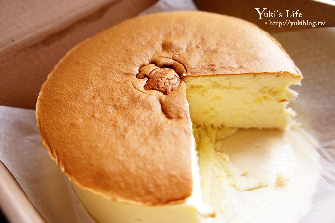 [台北美食]* 順成蛋糕の松山限定版‧輕乳酪蛋糕/起士蛋糕
