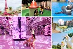 桃園中壢一日遊┃搭配最新Xpark水族館熱門親子景點、IG景點、美食推薦!