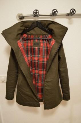 The Minoru jacket