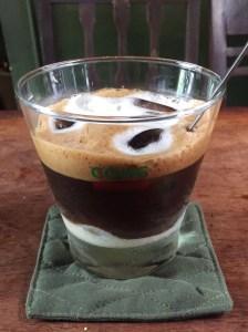 ベトナム カフェ コンカフェ ミルクコーヒー