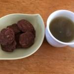 アーモンド&カシューナッツミルク(の残りカス)クッキー
