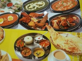 おいしいインドカレー料理