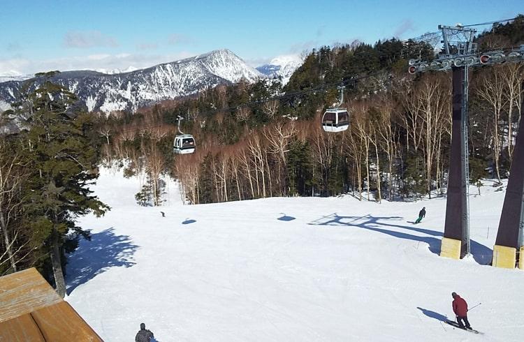 丸沼スキー場,山頂ゴンドラ,初心者,コース,積雪,リフト券,割引,宿泊,春スキー,