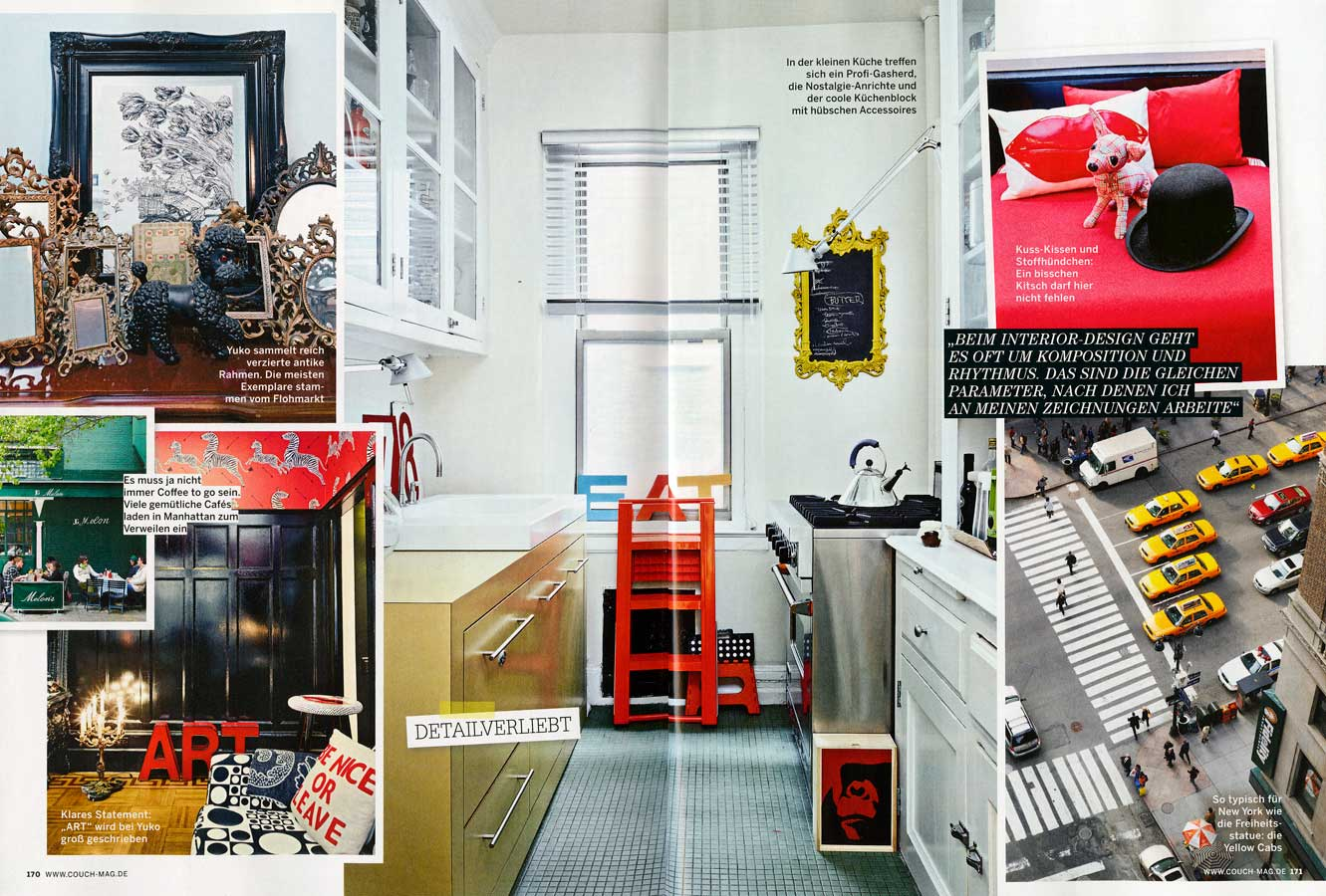 Nydac Renovated Apartment In German Interior Design Magazine New