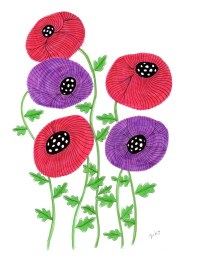 pink-and-purple-poppies-9x12_lores
