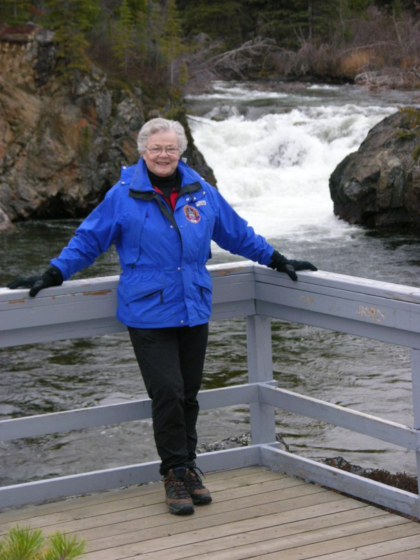 Ione Christensen will be hosting a series of talks at the MacBride Museum, including talks on birding.