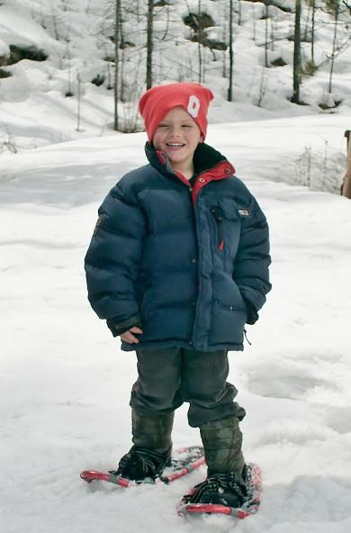 Young Yukon Charlie's Fan: Austin