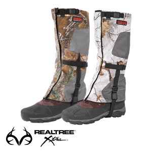 86-0007-Realtree XTra Camo Gaiters