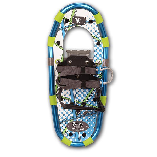 Jr Series Aluminum Snowshoes (blue)
