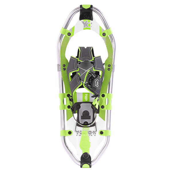80-1018 Elite Snowshoes Lime Green 821 Top