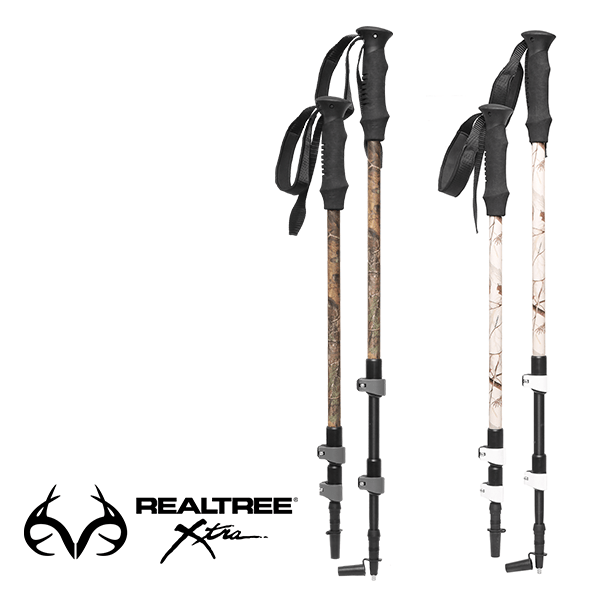83-012 Realtree Camo Trekking Poles Featured