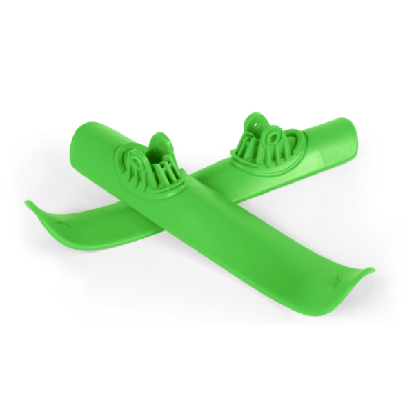 Green Hammerhead Skis