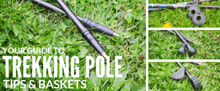 Guide to Trekking Pole Tips